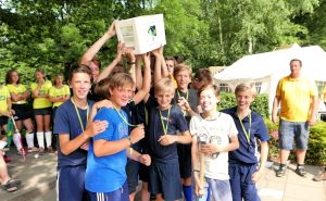 "Winnaar AHC Velp JC1 van het ""Chill in Brazil 2017"" jongens hockeytoernooi"