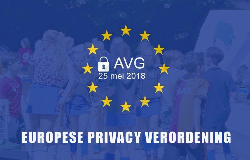 Europese Privacy verordening en jeugdhockeytoernooi Chill in Brazil